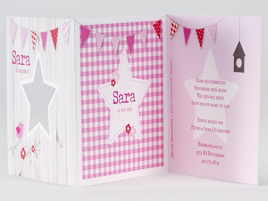 Geboorte Sara